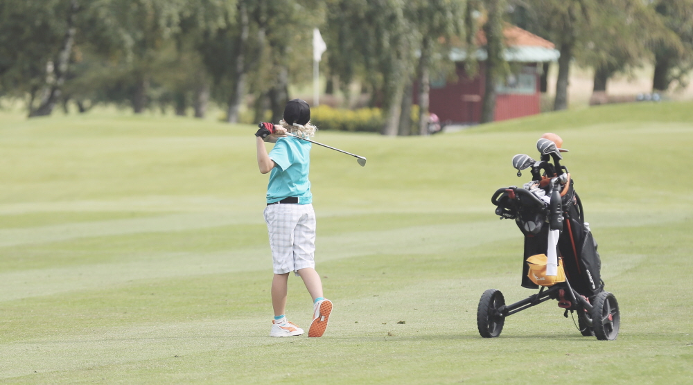 Dejta Lady golfare
