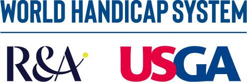 Logotyp för världshandicapsystemet World Handicap System