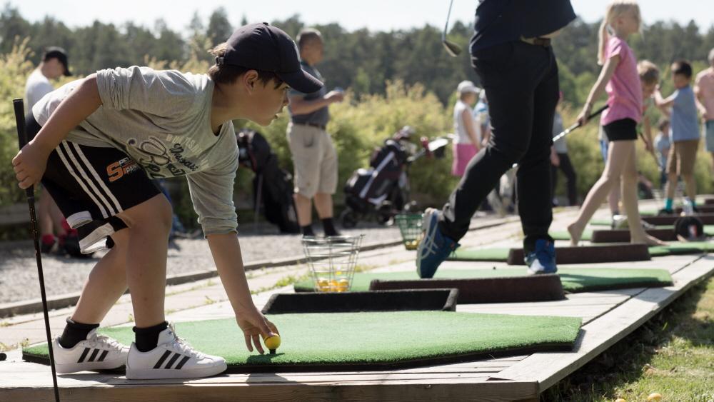 Karta Over Golfbanor I Sverige.Golfens Dag Golf Se